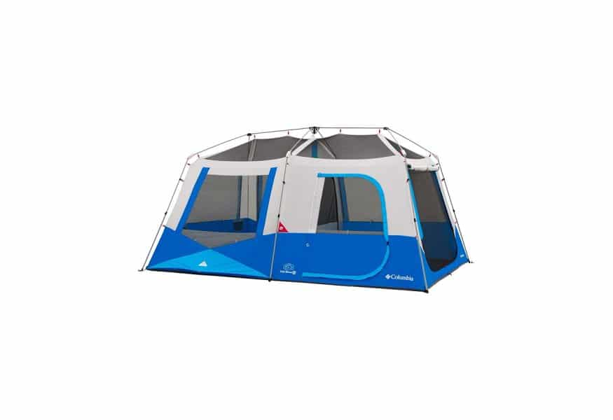 אוהל בן רגע ענק Fall River 10 Person Instant Cabin - Balko