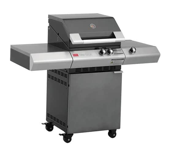 Ziegler & Brown Turbo classic 2 with Side Burner